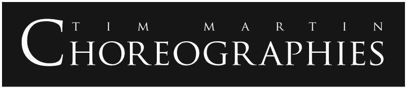 Tim Martin Choreographies logo